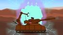 Вторжение 1 я серия Мультики про танки