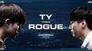 Rogue vs TY ZvT Quarterfinals 2018 WCS Global Finals StarCraft II