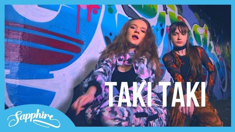Taki Taki DJ Snake Selena Gomez Ozuna Cardi B Sapphire ft Skye