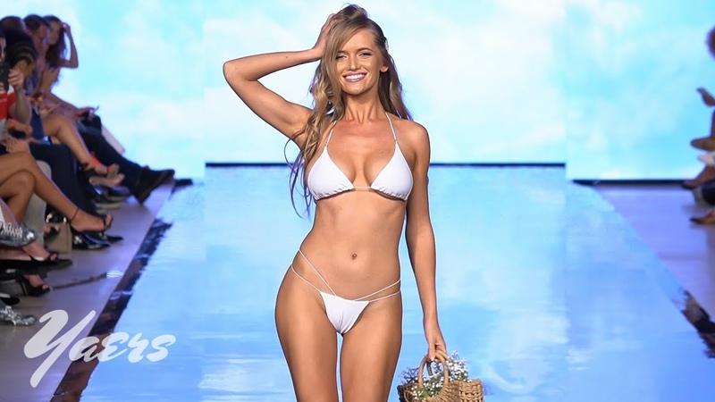 IVY Swimwear Bikini Fashion Show SS2020 Miami Swim Week 2019 Art Hearts Fashion