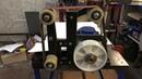 Чертежи гриндера под ленту 1250 полный комплект с валами приводного колеса и рабочих роликов