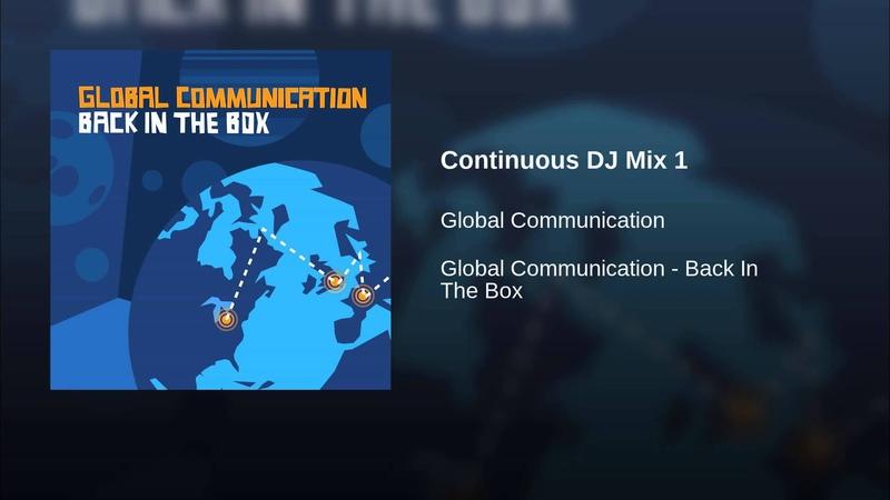 Continuous DJ Mix 1