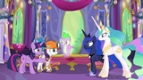 (yayponies iTunes Rip RAW) My Little Pony Friendship Is Magic S06E05 - Gauntlet of Fire 1080p