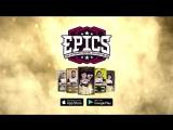 NAVI.CS:GO trading cards! Epics.gg