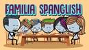 Familia Spanglish desayuna en domingo Casi Creativo