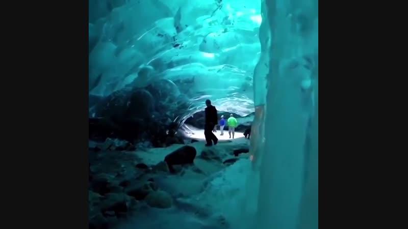 Ледник на Аляске