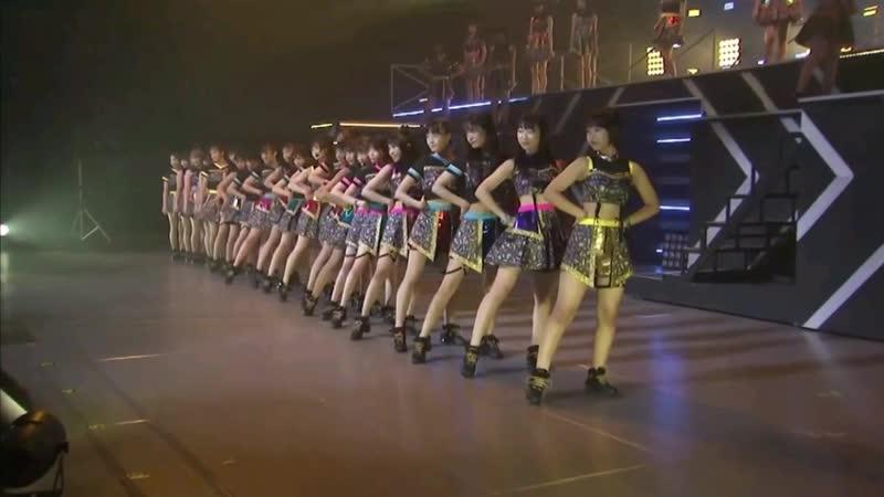 NMB48 - Bokura no Eureka @ 180903 NMB48 LIVE TOUR 2018 In Summer U19 (Kobe)