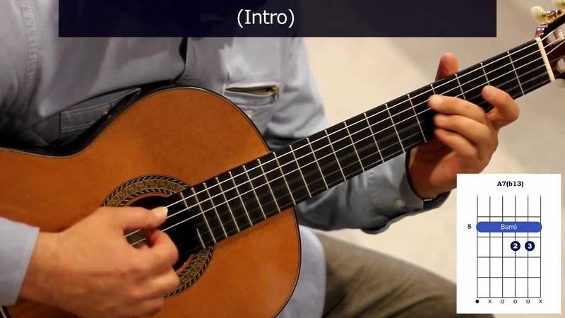 Cómo tocar Chega de saudade Tom Jobim/Vinícius de Moraes / How to play Chega de saudade