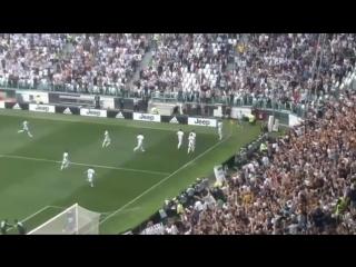 Первый гол Роналду за «Юве»