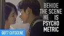 THAISUB …'เบื้องหลังฉากจูบของจินยอง GOT7 HE IS PSYCHOMETRIC'