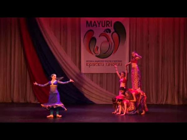 IndiaFest Voronezh 2018 AlmazVoronezh Anybody can dance