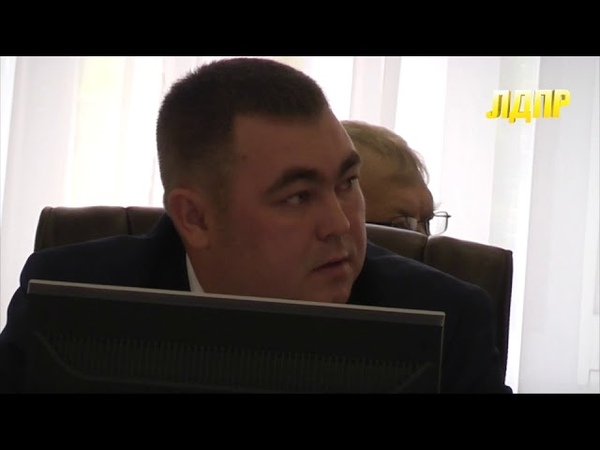 ЛДПР Николай ЛЕУШИН Детям Ялуторовска льготный проезд в общественном транспорте