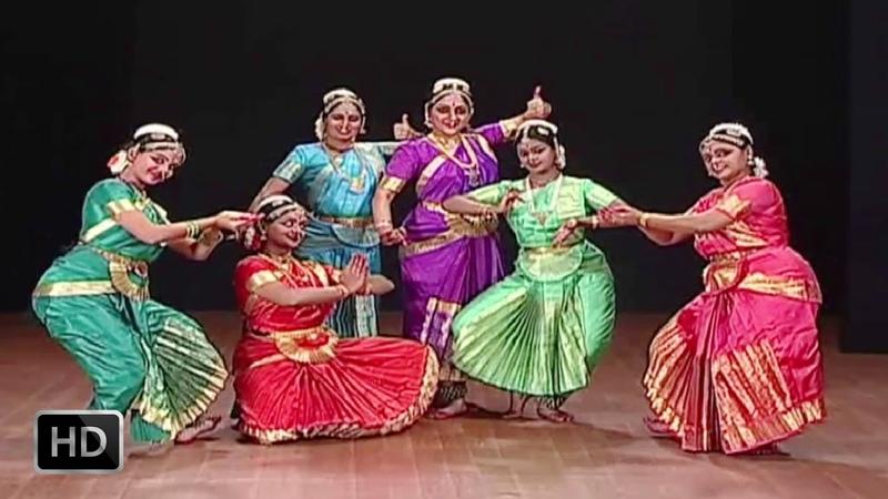 Bharatanatyam Dance Performance Indian Classical Dance Madura Margam Mangalam