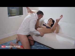 Adriana Chechik - A Cold Night In December. Part 1