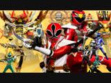 Shinkenger VS GO-Onger