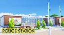 Sims 4 House Building Police Station