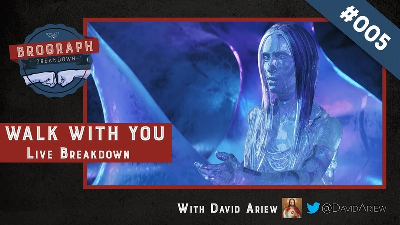 Brograph Breakdown 005 - David Ariew breaks down Walk With You