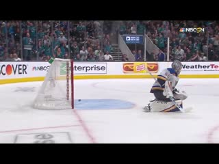 Blues win Game 2, even series with Sharks