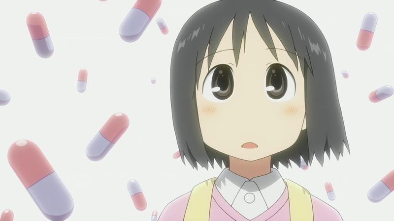 Nichijou OP 1 1080p 60fps Subtitled