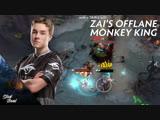 Zai's Offlane Monkey King