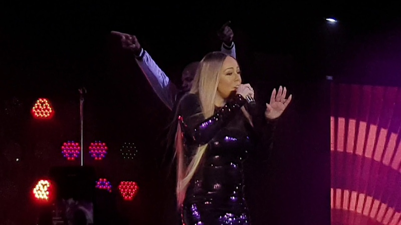 Make It Happen - Mariah Carey (Live in Borobudur 2018)
