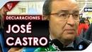 José Castro:Va a ser una eliminatoria dura se va a vender cara