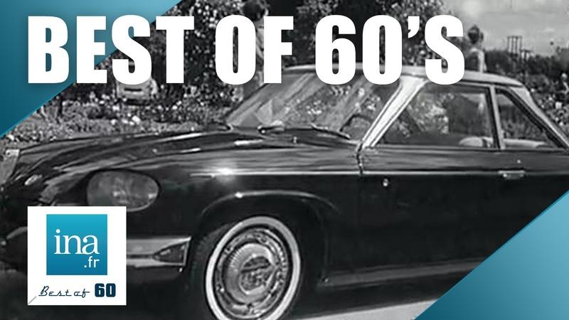 5 autos mythiques des années 60 | Archive INA