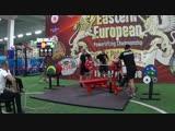 Васильев Дмитрий жим лежа софт Стандарт ДК 230 кг