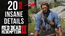 20 More INSANE Details in Red Dead Redemption 2 Part 2