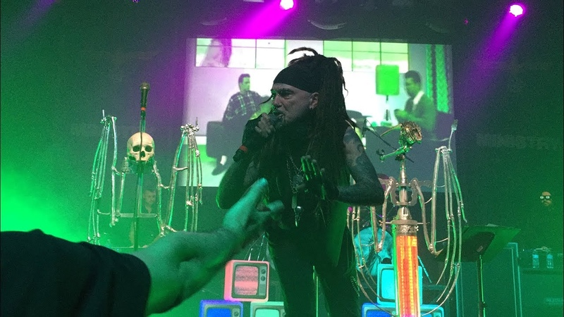 Ministry-Full Concert @ Ventura Theatre, California March 23, 2018