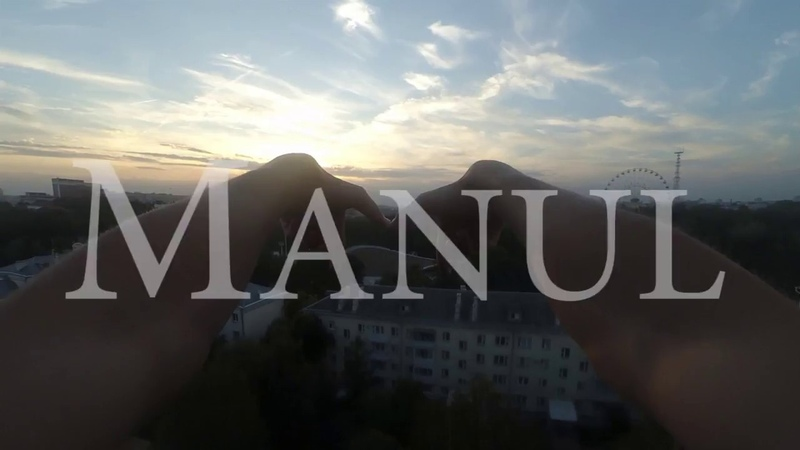 Manul from the parkour team Run Live Jump