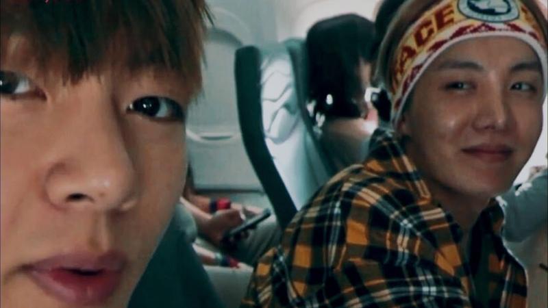 VHope (Hoseok Taehyung) - Eyes on You
