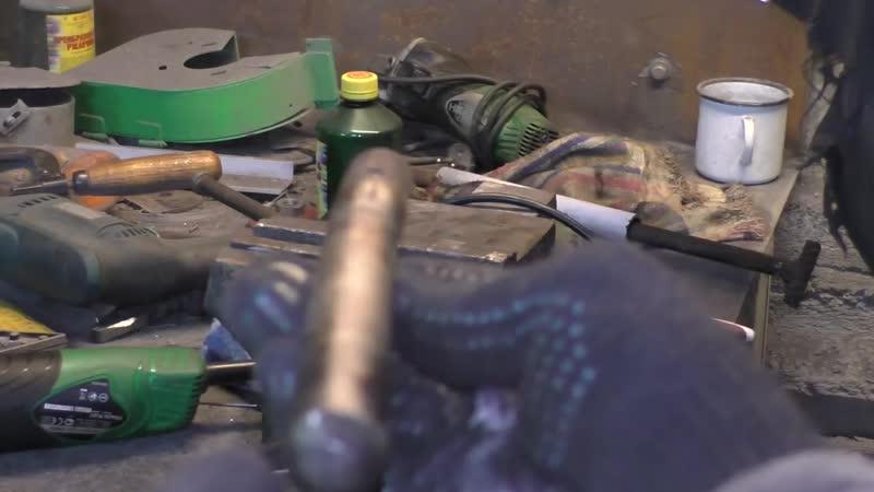 [Tin Woodmans Workshop] Золото под ногами и железный пень. Gold underfoot and iron stump [EN sub]