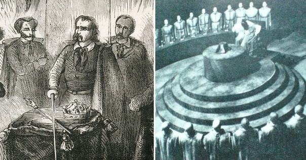 Иллюминаты. Многие слышали об иллюминатах, но мало кто знает, кто они на самом деле. Википедия дает следующее определение иллюминатов: это оккультно-философские объединения, организации, которые тайно участвуют в процессе управления мировыми политическими