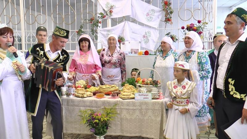 Семья Мингалиевых, Кайбицкий район, 16 сентября 2018г. г.Тетюши