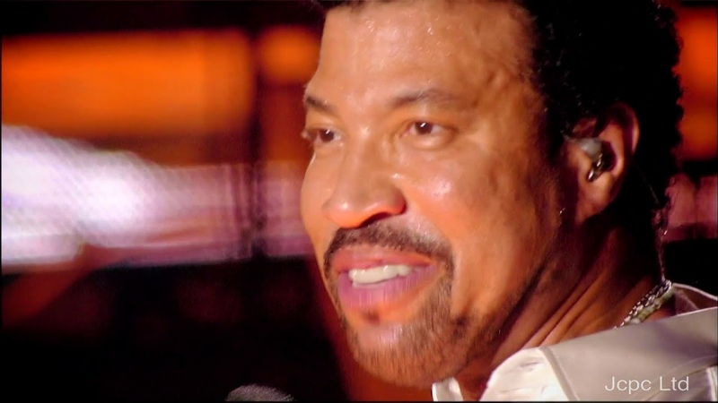 """Lionel Richie """"Penny Lover"""" Coming Home Live His Greatest Hits And More Paris 2008 Full HD"""