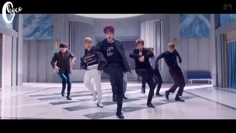 [FSG Choco] EXO - Love Shot [ukr.sub, укр.суб]