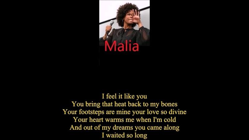 MALAWI Top Singer- Malia- [I Feel It Like You] Lyric