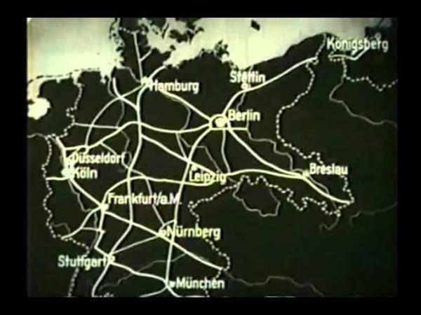 1933 - Fritz Todt - Zum Bau der Reichsautobahnen