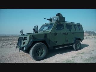 Interceptor 4x4 Mk-2. Cavalier Group PVT LTD. Pakistan