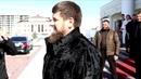 Визит Кадырова в Ингушетию. Подножкой Евкурову назвали пользователи соцсетей