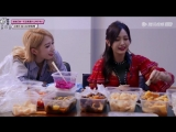 Show 180920 Rocket Girls 101 Research Institute Ep. 11 @ Meiqi &amp XuanYi