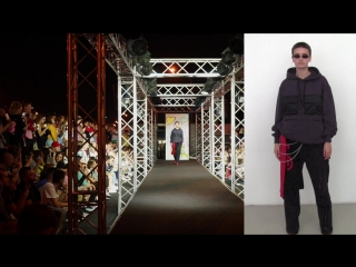 Ziq & yoni ® aw'18 | runway show (moscow)