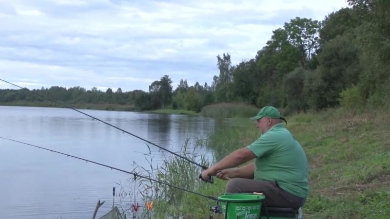 За лещом в конце сезона На рыбалку с Нормундом