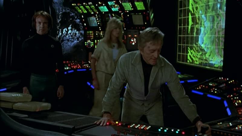 САТУРН 3 1980 ужасы фантастика триллер приключения Стэнли Донен Джон Берри 1080p