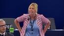 Mussolinis Enkelin im EU-Parlament: Wascht Euch Eure Münder, wenn Ihr über Italien sprecht!