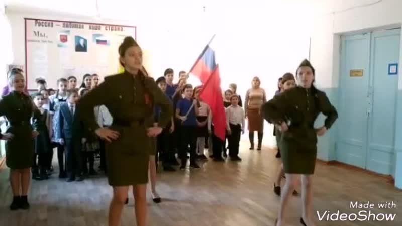 КатюшаЮНАРМИЯЮНАРМИЯСтавропольский край75летПОБЕДЕ