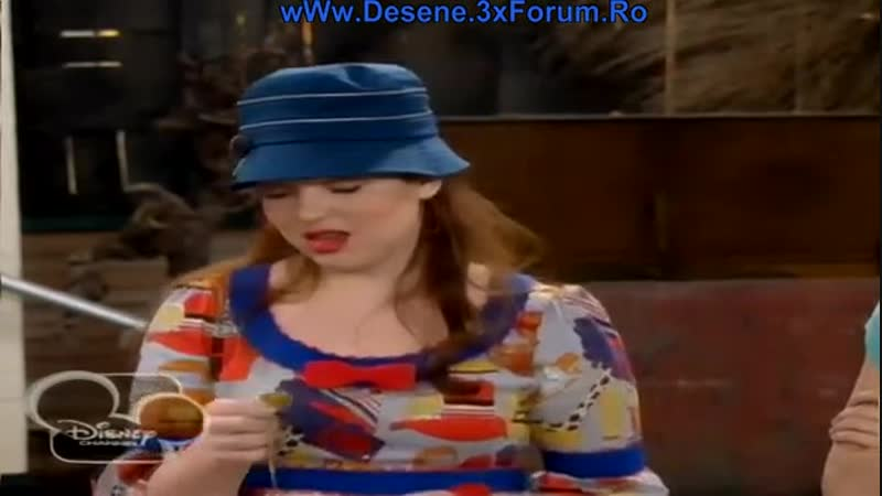 Magicienii Din Waverly Place Episodul 53 Halloween