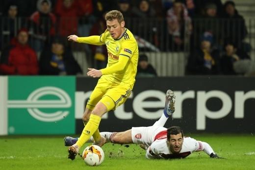 466.BATE Borisov - Arsenal FC 1:0
