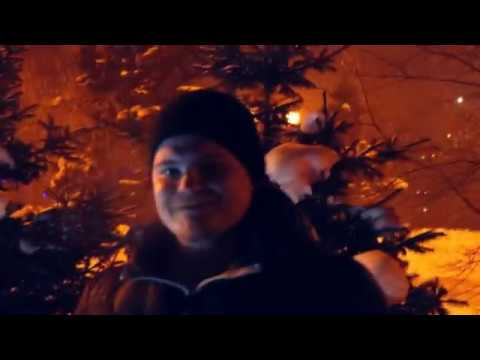 Поздравление с Новым Годом подписчикам ROCKETPRODUCTION и жителям Барнаула Новогодний дрифт